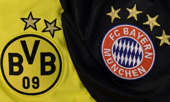 Vstupenky a zájazdy na Bayern a Dortmund, www.futbalovysen.sk