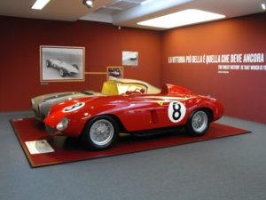 Ferrari-muzeum-Maranello