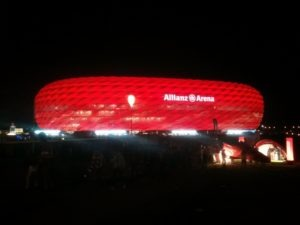 Vstupenky a zájazdy na Bayern Mníchov na www.futbalovysen.sk