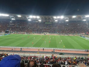 Stadio-Olimpico-AS-Rím-FC-Barcelona-Futbalovy-Sen