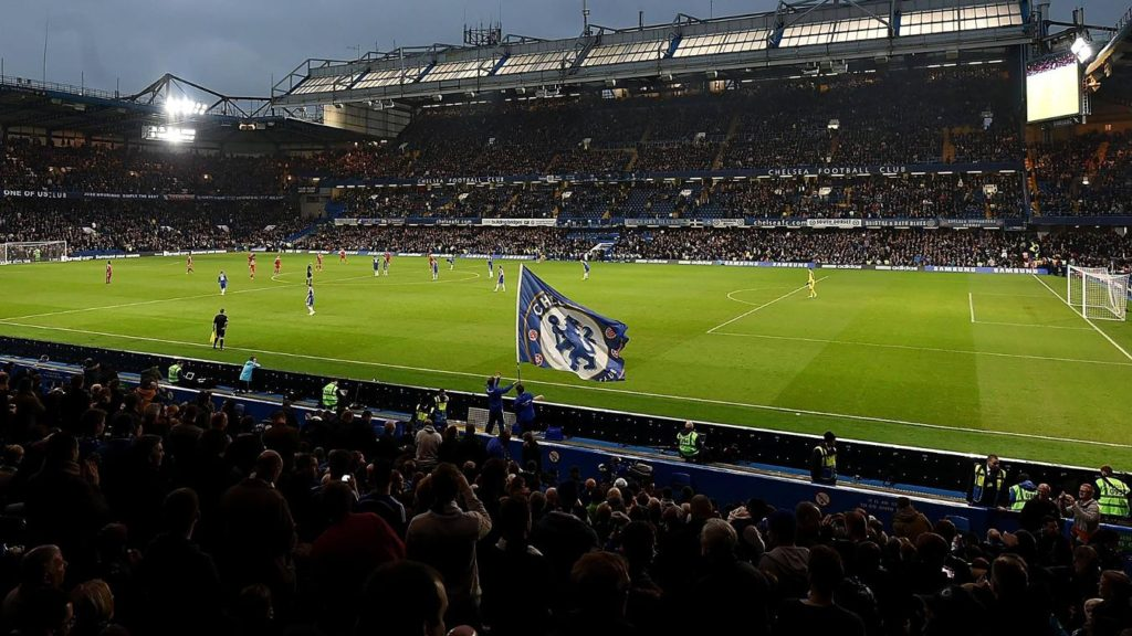 Stamford Bridge a Chelsea s futbalovysen.sk