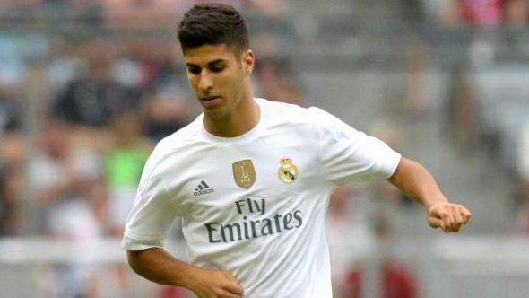 Talentovaný mladík Marco Asensio
