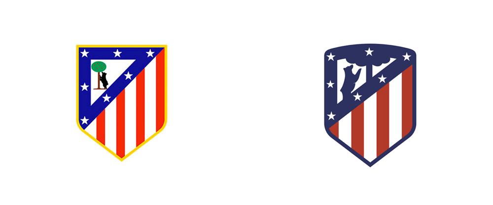 Logá Atletica Madrid