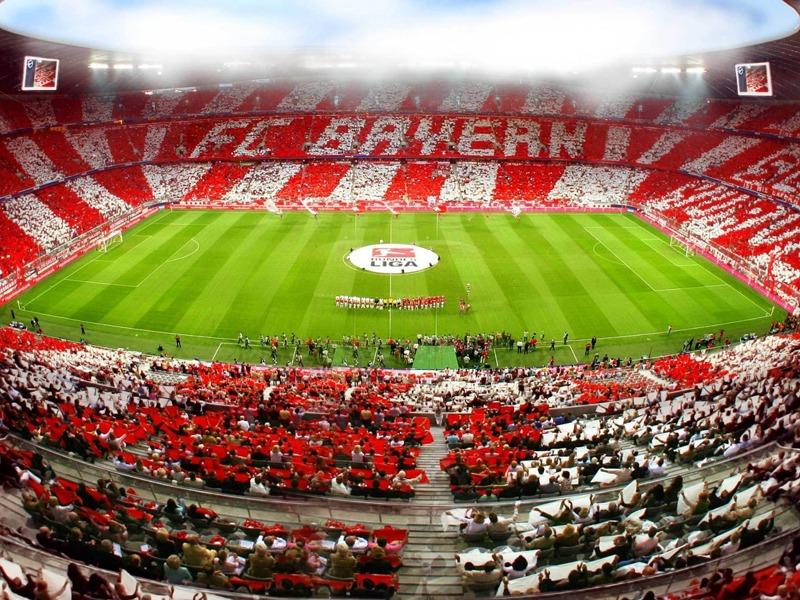 Allianz Aréna - Bayern Mníchov