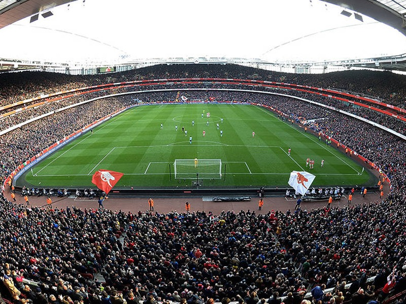 Arsenal-emirates-londyn