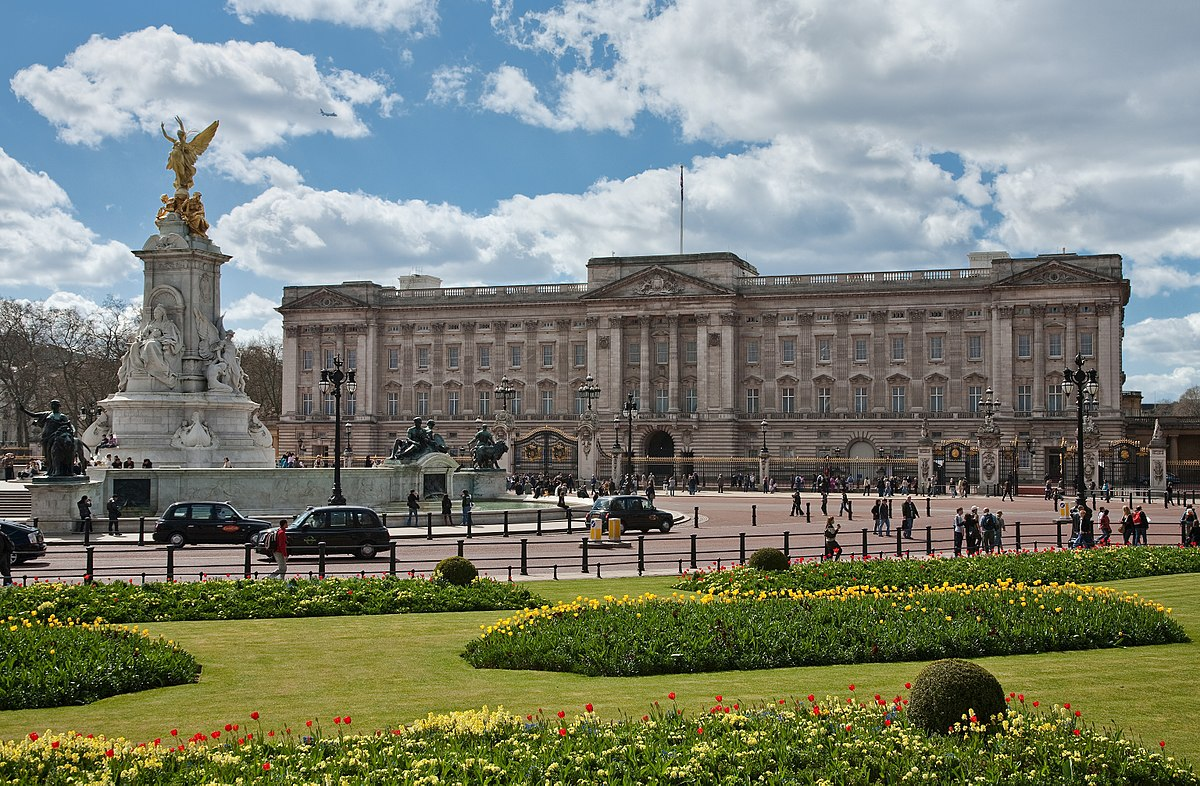 Buckingham-Palace-londýn