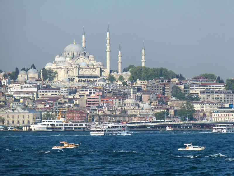 Istanbul-vyhlad
